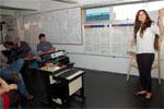 Estudante da UNISON realiza pesquisa na UNIP